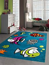 Kinderteppich Spielteppich Kinderzimmerteppich