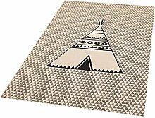 Kinderteppich Spielteppich Tipy Noya 120x170 cm | Teppich Kinderzimmer