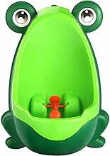 Kindertoilette für Jungen, niedlicher Frosch,