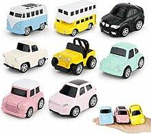 Kinderverkehrs-Parkkarten-Spielmatten-Se