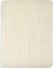 Kinderwagen-Decke Brunson Harriet Bee Farbe: Creme