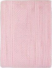 Kinderwagen-Decke Brunson Harriet Bee Farbe: Rosa