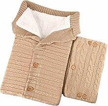 Kinderwagen Schlafsack Komfortable, Samt Warm