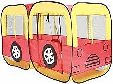 Kinderzelt Auto Spielhaus Baby Spielzeug Haus
