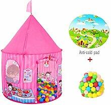 Kinderzeltspielhaus Innenspielhausburgenbaby Yurts