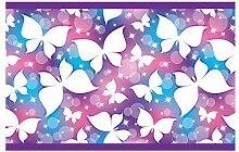 Kinderzimmer Bordüre Borte Schmetterlinge