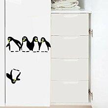 Kinderzimmer Cartoon Pinguin Kühlschrank
