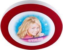 Kinderzimmer Decken Leuchte Hannah Montana Lampe
