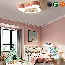 Kinderzimmer Deckenventilator Beleuchtung