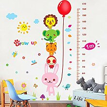 Kinderzimmer Dekoration abnehmbare Cartoon