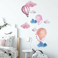Kinderzimmer Dekoration Wandaufkleber Wandbild