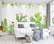Kinderzimmer Interieur Tapete Für Wände 3D