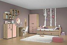 Kinderzimmer Komplett - Set U Benjamin, 8-teilig,