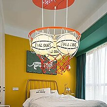 Kinderzimmer Kronleuchter Basketball Deckenlampe