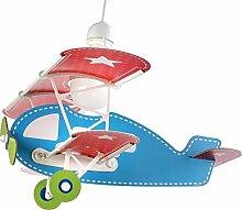 Kinderzimmer-Lampe Flieger Hänge-Lampe 54002 mit