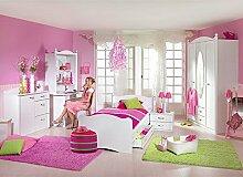 Kinderzimmer Sarag 7-tlg weiß Jugendzimmer