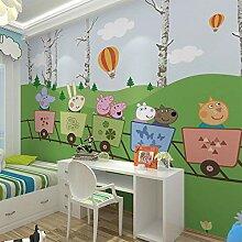Kinderzimmer Tapete Junge Mädchen Schlafzimmer