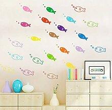 Kinderzimmer Tapete literarische Farbe frei
