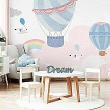 Kinderzimmer Tapete rosa Pferd Kinderzimmer Tapete