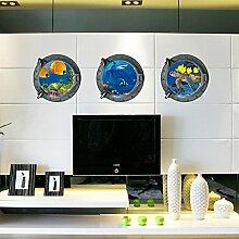 Kinderzimmer Tapete Wohnzimmer Unterwasserwelt