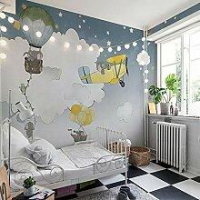 Kinderzimmer Tapete Yaxin Xiaofei Elefant Cartoon