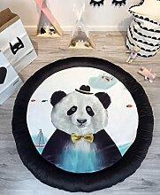 Kinderzimmer Teppich Crawling Pad Spiel Picknick Matte Pet Mats 150cm , 4 , 150cm