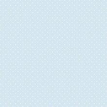 Kinderzimmer Vlies Tapete Essener Just 4 Kids G56050 Punkte gepunktet helles blau weiß