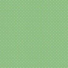 Kinderzimmer Vlies Tapete Essener Just 4 Kids G56051 Punkte gepunktet grün weiß