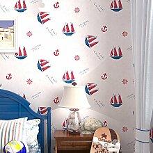 Kinderzimmer Vlies tapete Für Schlafzimmer,Jungen