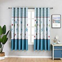 Kinderzimmer Vorhänge Schatten Fenster Vorhang