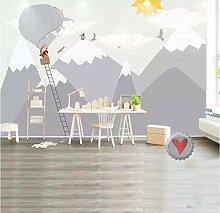 Kinderzimmer wallpaper_nordic Kinderzimmer