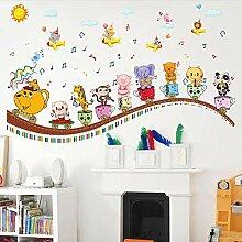 Kinderzimmer Wandaufkleber Klassenzimmer Thema