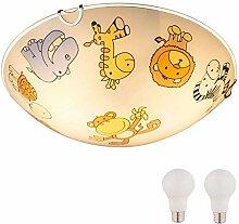 Kinderzimmerlampe 30 cm mit LED Lampen Mädchen