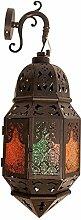 Kindgoo Marokkanische Lampe Mosaiklampe