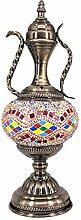 Kindgoo Mosaiklampe Orientalisch Türkische Lampe
