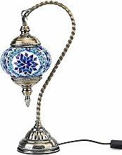 Kindgoo Orientalische Marokkanische lampe Vintage