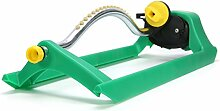 KING DO WAY 16-Loch-Automatik-Schaukel Sprinkler Rasen Bewässerung grüne Kunststoff-Düse Karton Verpackung