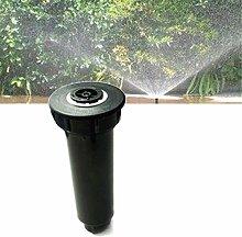 KING DO WAY 3x Impuls Sprinkler,360° Kreis- Gartenbewässerung Ø3-6m Einstellbar, Rasensprenger Regner