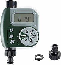 KING DO WAY Digitaler Bewässerungscomputer LCD Bewässerung Timer Controller Garten DIY Water Tap Timer
