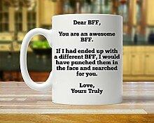 King34Webb Geschenkidee für BFF / BFF,