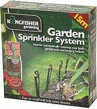 Kingfisher mis2Outdoor Bewässerung Set–Grün