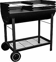 Kingfisher OUTBBQ BBQ-Grillwagen