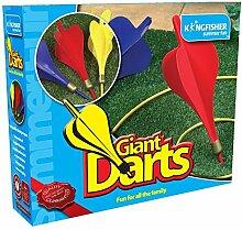 Kingfisher Premium-Riesen Garten Darts [Spielzeug]