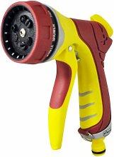 Kingfisher SG500Pro Gold 9Zifferblatt Soft-Grip-Deluxe Spray Gun–Mehrfarbig