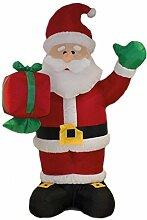 Kingfisher Weihnachtsmann Weihnachtsmann 2,4M