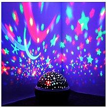 kingko Sternenhimmel Projektor Lampe, LED
