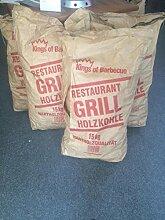 Kings of BBQ - Restaurant Grill-Holzkohle reines