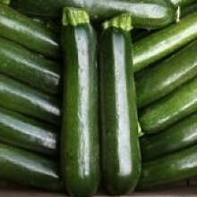 Kings Seeds Mangold, Gemüse, Pictorial Packet Zucchini?Midnight F1