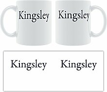 Kingsley-Classic serifenschrift