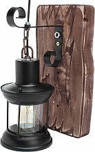 Kingso - Vintage Industrielampe Wandlampe